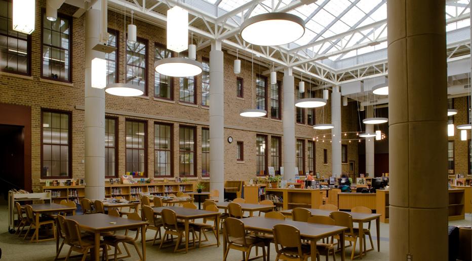Grand Rapids Public Schools Burton Elementary And Middle