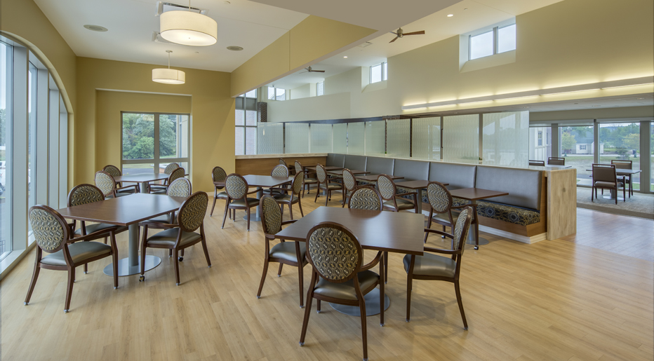 Waterford Place Senior Living by Progressive AE