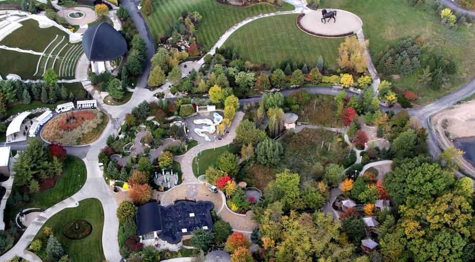 Frederik Meijer Gardens And Sculpture Park Progressive Ae