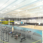 universal design ymca gym