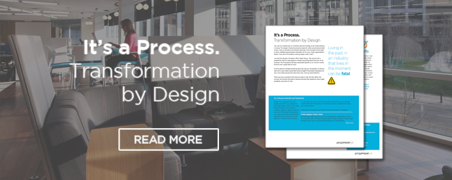 workplace transformation by design, progressive ae