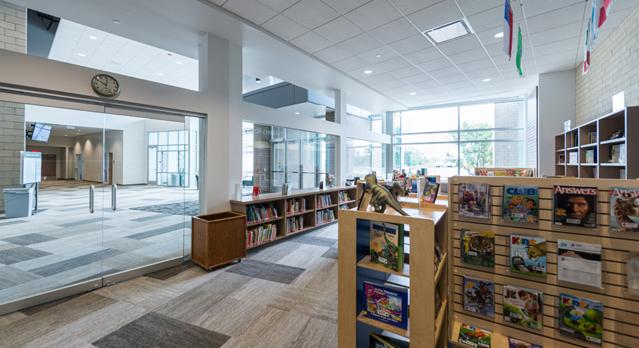Appleton Alliance church Children's Library
