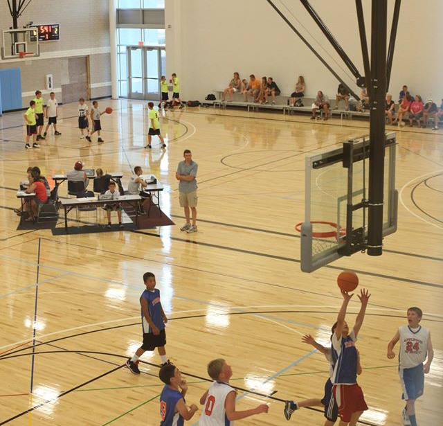 Appleton Alliance church gymnasium by Progressive AE