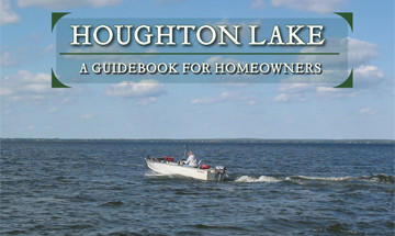 Houghton Lake guidebook by Progressive AE