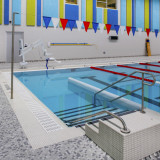 MFB YMCA pool area access