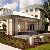 University of North Florida Osprey Fountains