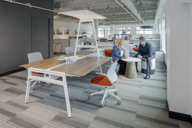 Steelcase RedThread Office
