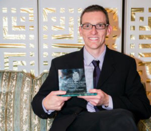 "Thom Danckaert Named ""Young Architect of Year"" by AIA Michigan"