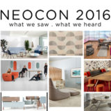 Neocon 2016 insights