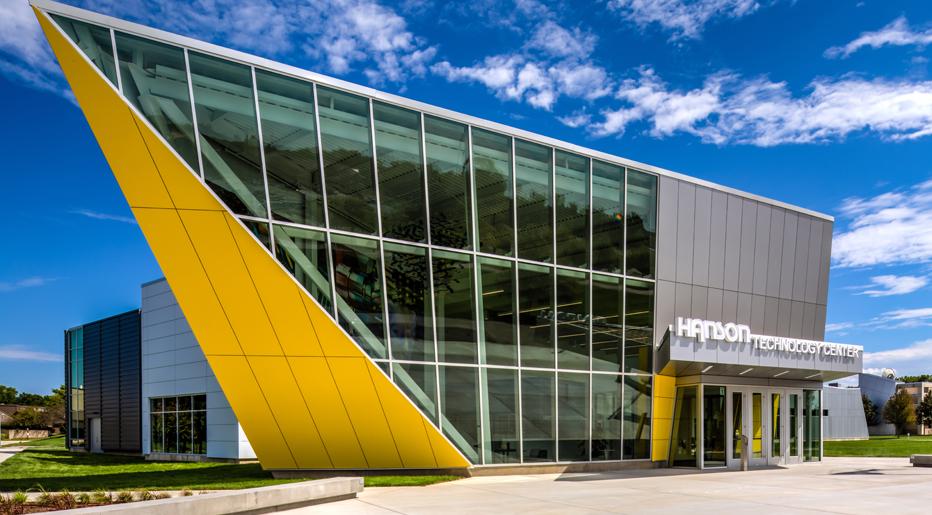 Hanson Technology Center exterior