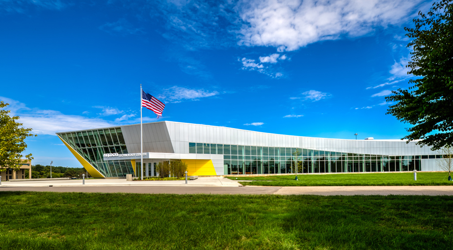 Hanson Technology Center exterior