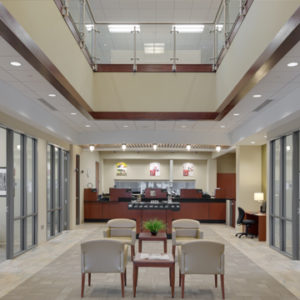 Bank of the Ozarks interior