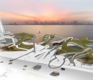 The Well - A competition to revitalize the Detroit Riverfront