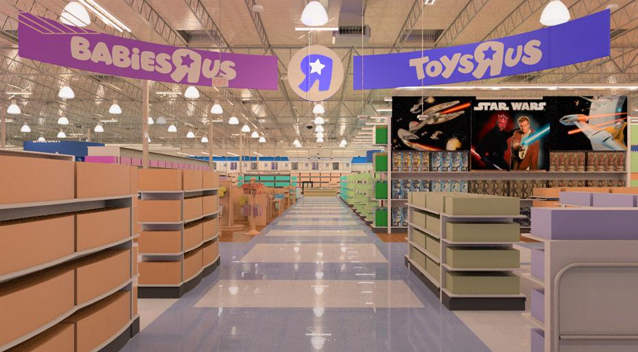 Toys R Us Babies Progressive Ae