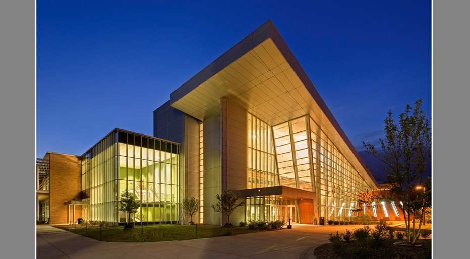 Michigan state university brody hall progressive ae for Average cost to build a house in michigan