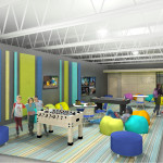 universal design ymca kids zone