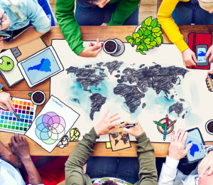 The Impact of Local Culture on Workplace Design