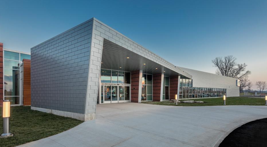 Mary Free Bed YMCA Grand Rapids Progressive AE