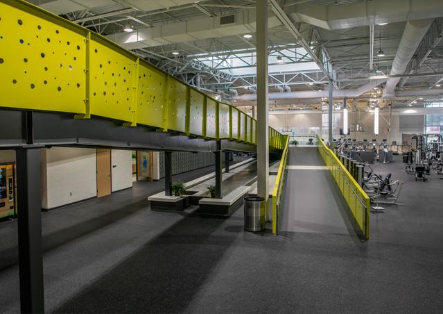 MFB-YMCA ramp