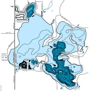 Gun Lake water resources progressive ae