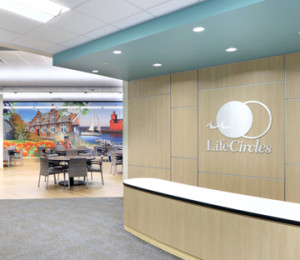 Lifecircles Holland by Porter Hills, designed by Progressive AE