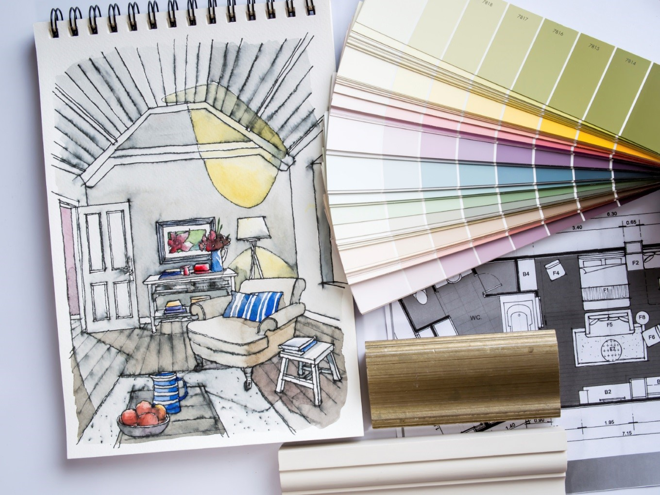 Designing interiors that work for memory care residents for Interior decoration tools