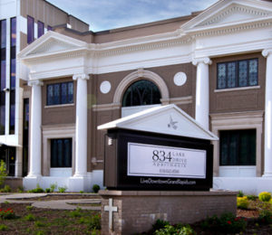 834 Lake Drive apartments