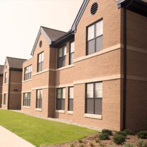 Baker College CIM student housing