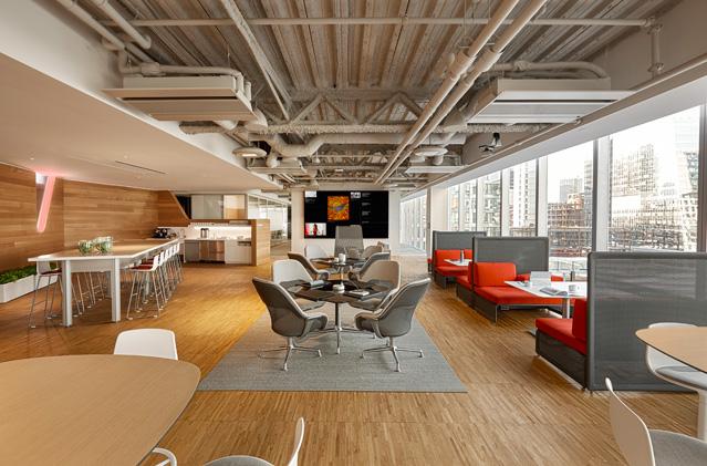 Steelcase Boston Office