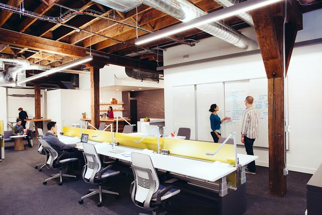 Steelcase Portland Office