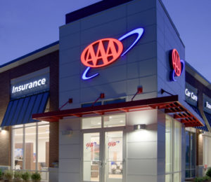 AAA retail locations