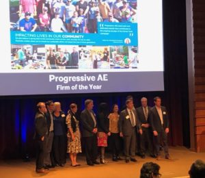 """Progressive AE Named """"Firm of the Year"""""""