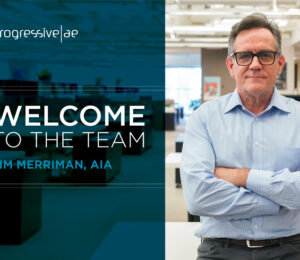 Welcome to the Team! Jim Merriman, AIA, Named Learning Practice Leader