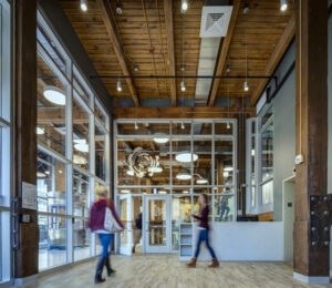 Benefits and Challenges of Adaptive Reuse in Higher Education